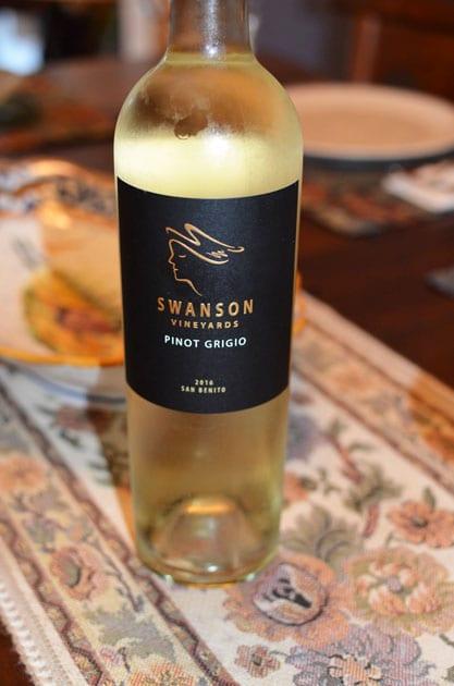 Swanson Vineyards Pinot Grigio