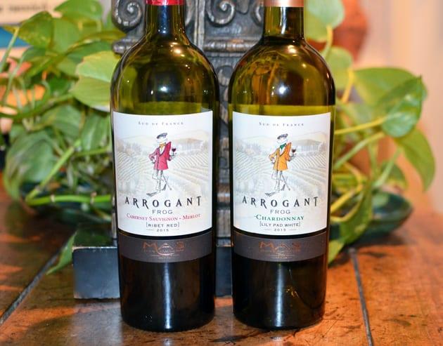 Arrogant Frog Wines