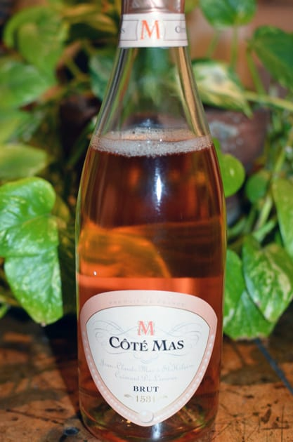 Domaines Paul Mas, Cote Mas Cremant de Limoux Rose