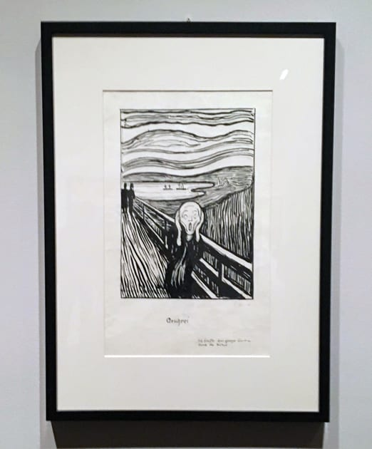 Edward Munch, The Scream