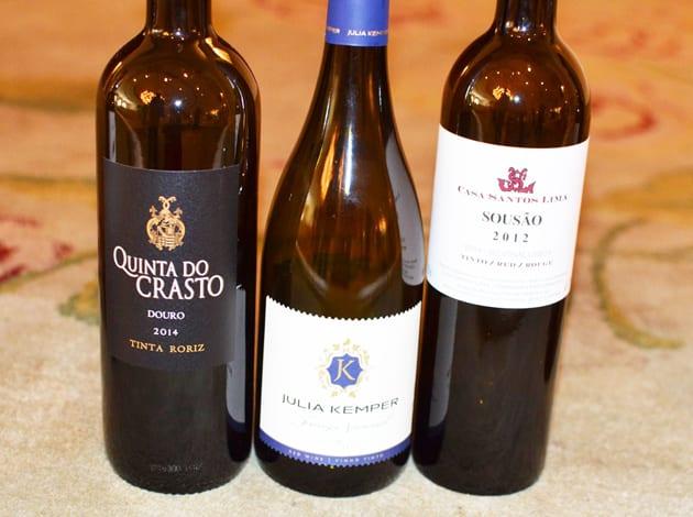 Portuguese Wine - The Reds