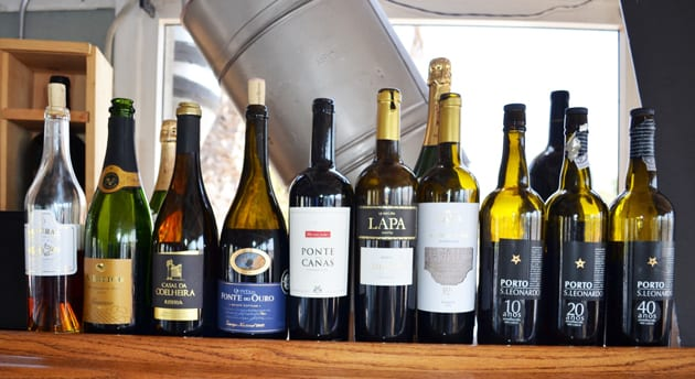 Wines of Portugal Tasting at Cafe Del Rey