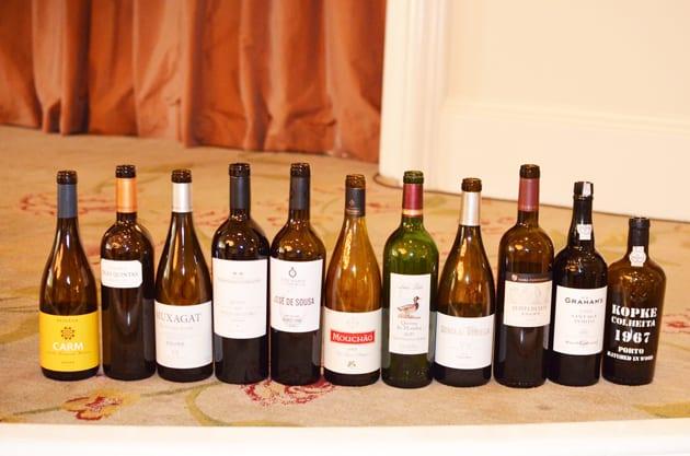 Wines of Portugal Seminar