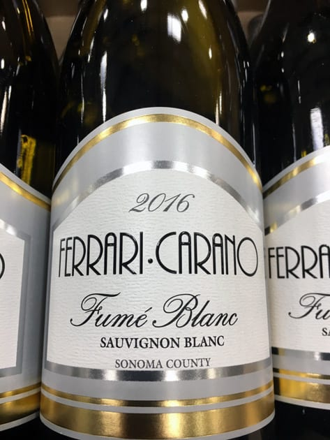 Ferrari Carano Fume Blanc