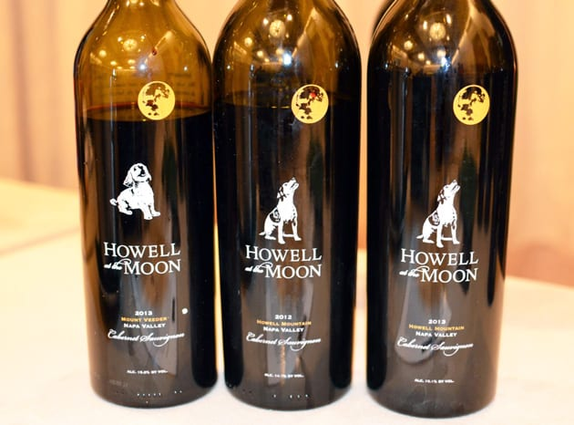 Howel at the Moon Winery and Vineyards