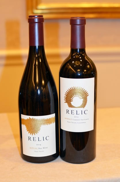 Relic Wine Cellars