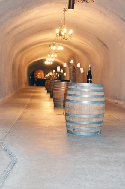 Wente Vineyards Cellar