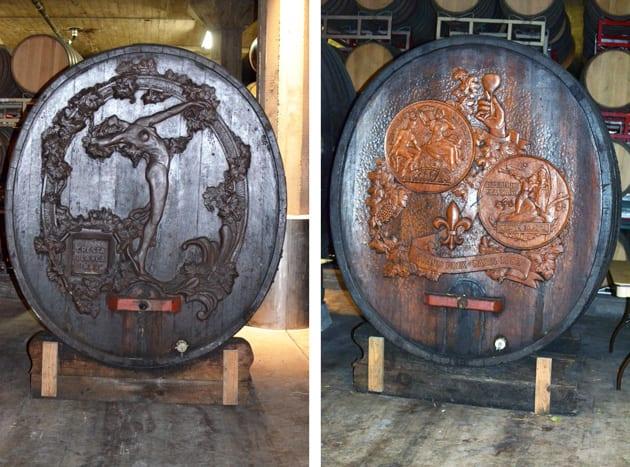 Wente Vineyards Vintage Barrels