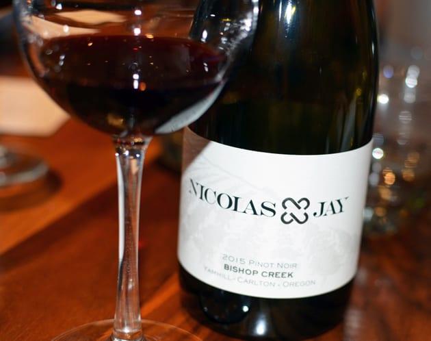 Nicolas-Jay Bishop Creek Pinot Noir