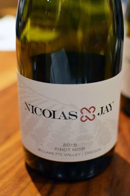 Nicolas-Jay Willamette Valley Pinot Noir