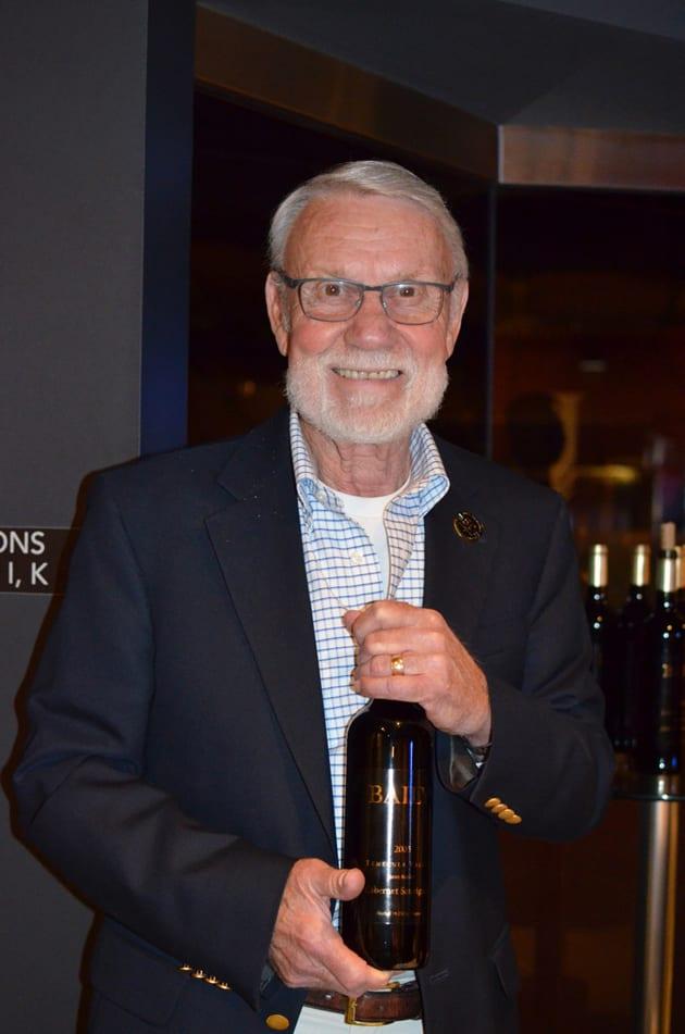 Phil Bailey, Bailey Wine