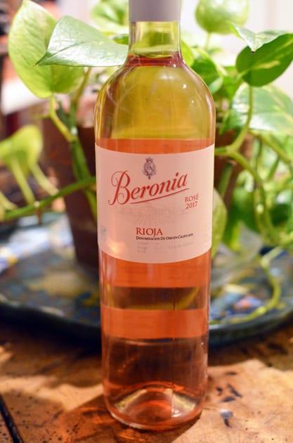 Beronia Rioja Rose
