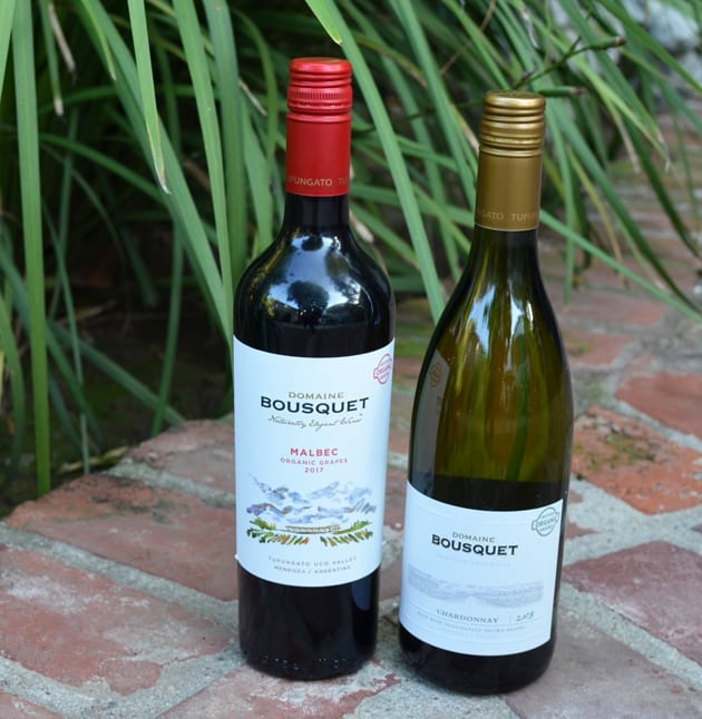 Father's Day Wines - Domaine Bousquet Malbec and Chardonnay