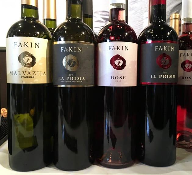 Fakin Wines