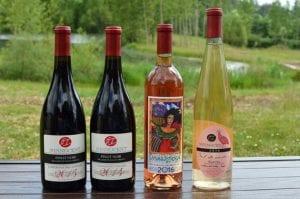 Oregon Winery St Innocent Wines