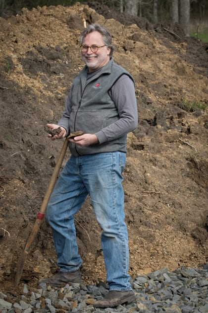 Mark Vlossak, St Innocent, Oregon Winery