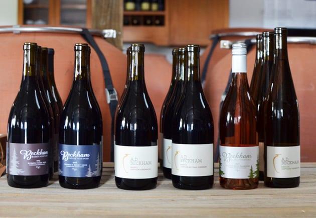 Beckham Estate Wines