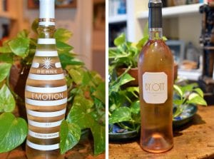 French Rose Wine