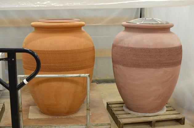The Terracotta Vessels