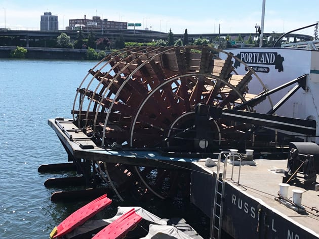 Visiting Portland The Waterfront