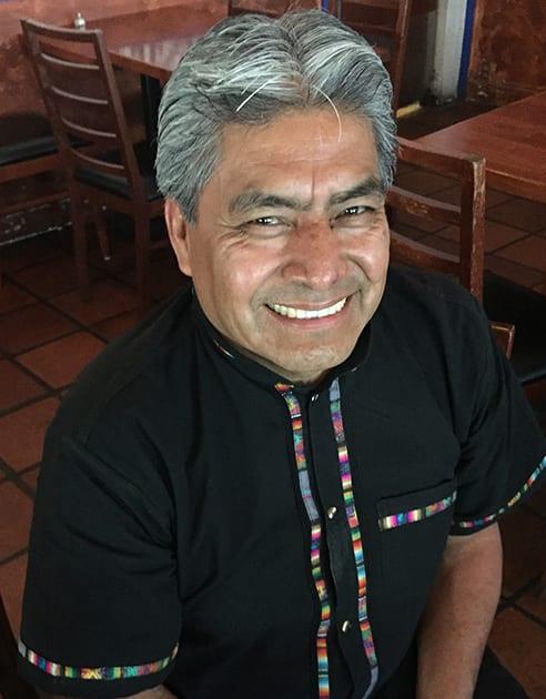Casa Oaxaca Owner Rogelio Martinez
