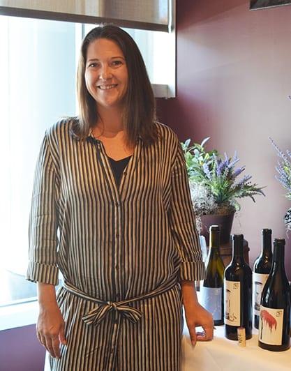 Claudia Burns, Turtle Rock Vineyards