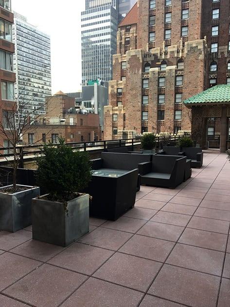 New York Marriott East Side Grand Terrace
