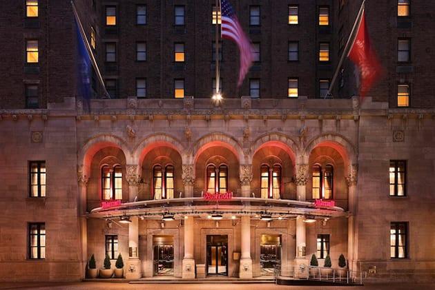 New York Marriott East Side Photo Courtesy of Marriott