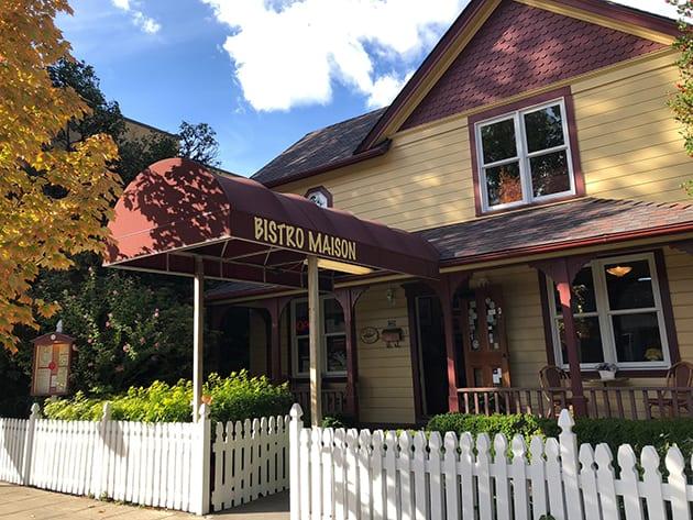 Bistro Maison, McMinnville, Oregon