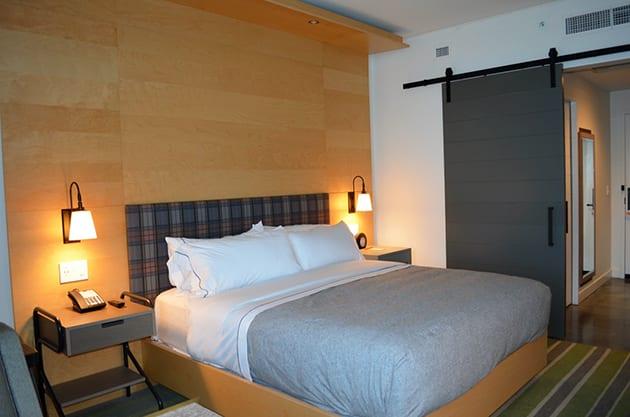 Guest Suite Canopy by Hilton