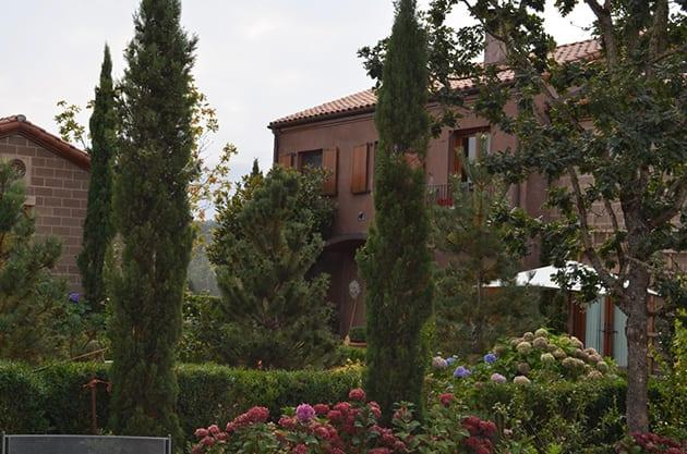 Alloro Vineyard House