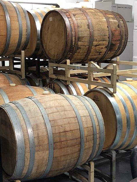 Bourbon Barrel Hybrid Barrel