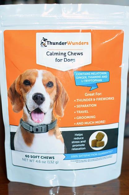 ThunderWunders Calming Chews