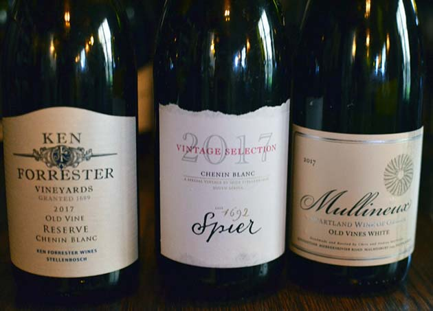 South African Wine - Chenin Blanc