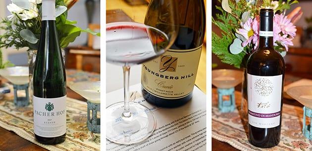 Perfect Winter Wines