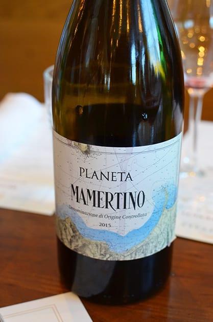 Planeta Mamertino