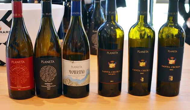Planeta Nero d'avola Wine