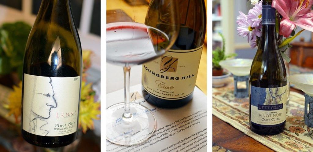 Red Winter Wines Oregon Pinot Noir