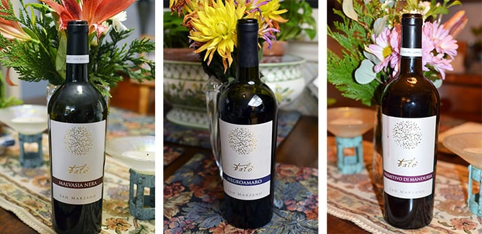 San Marzano Red Winter Wines