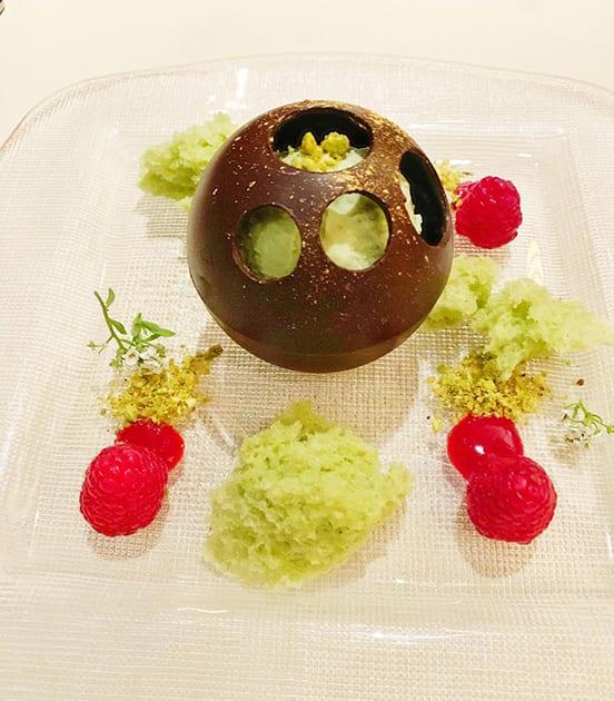 Caxambas Restaurant Naples Florida - Pistachio Creation