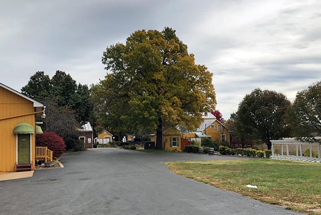 Mount Pleasant Estate Augusta, Missouri