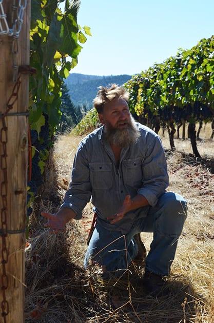 Stephen Hagen, Owner Antiquum Farms
