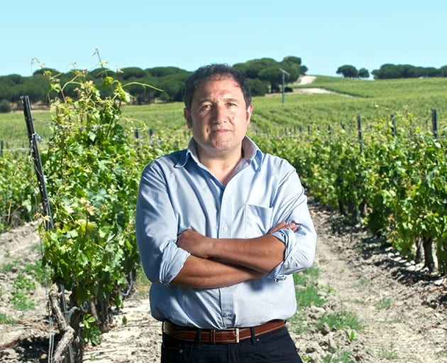 Ángel Anocíbar, Abadia Retuerta Winemaker