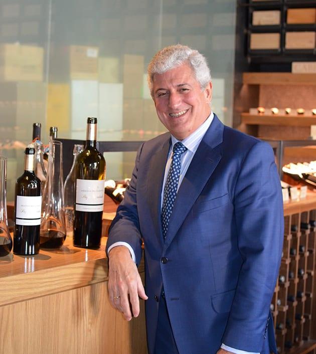 Enrique Valero CEO Abadia Retuerta LeDomaine
