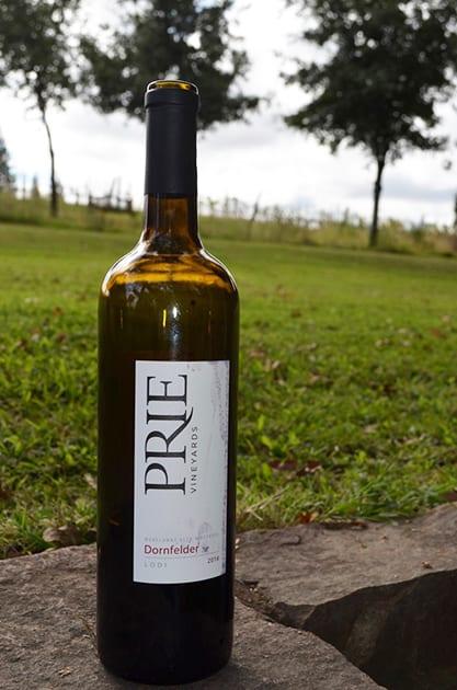 Prie Winery Dornfelder