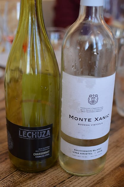 Mexican Wine from Valle de Guadalupe