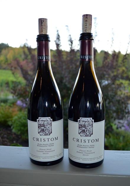 Cristom Vineyards Louise and Eileen Pinot Noir