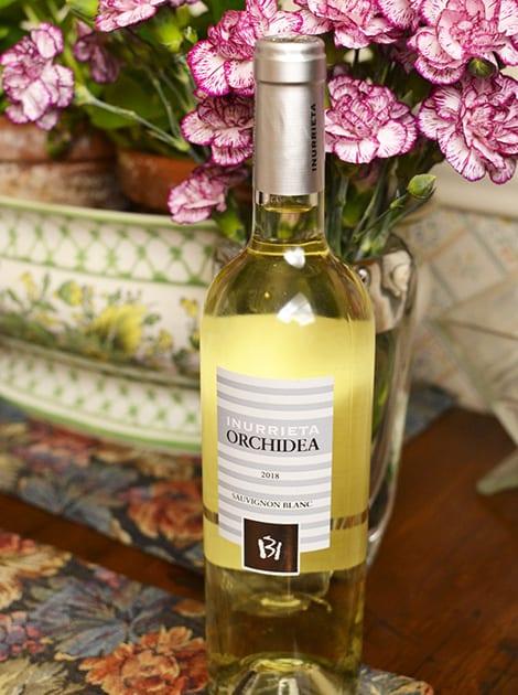 Inurrieta Orchidea Sauvignon Blanc