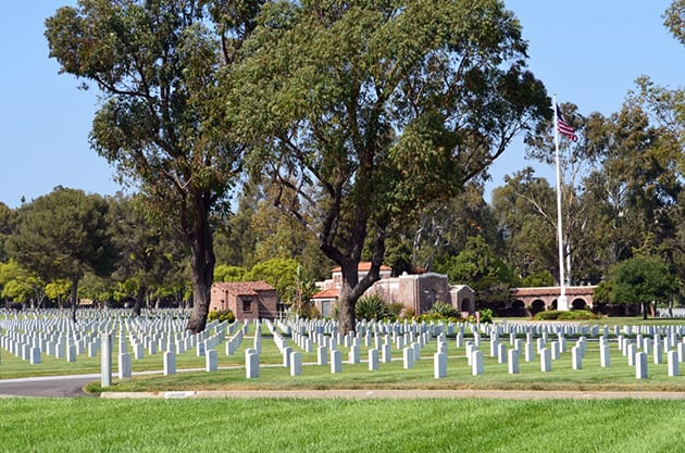Los Angeles National Cemetery