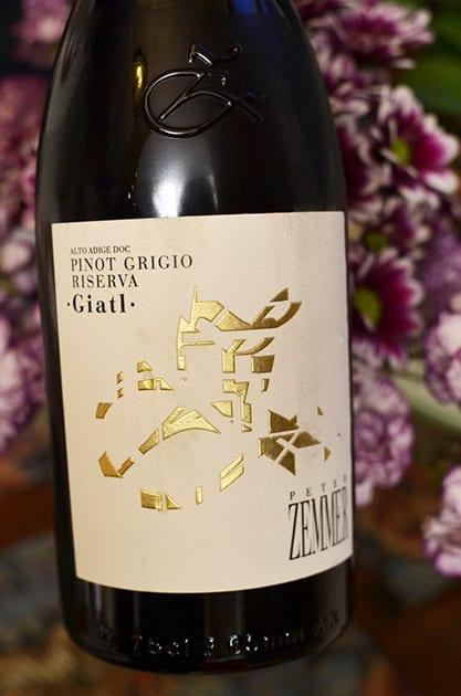 Peter Zemmer Giatl Pinot Grigio Riserva